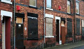 gallery derelict houses in stoke on trent up for sale for 1