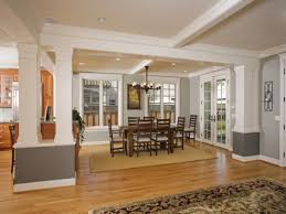 ranch style home interior bookcases atlanta craftsman style home interiors dining room
