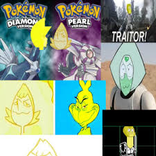 Yellow Meme - yellow diamond and yellow pearl are officially memes by peridot