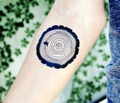 tree rings rodeo letsgettattoos let s get tattoos