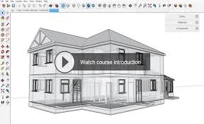 sketchup for architecture u2013 some exclusive video based sketchup