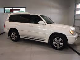 used lexus denver co 2006 used lexus lx 470 4wd 4dr luxury suv leather dvd loaded clean