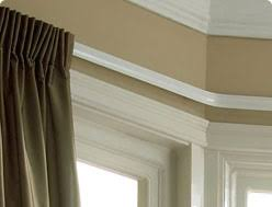 Bay Window Pole Suitable For Eyelet Curtains Curtain Tracks By Type