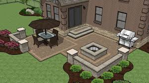 Block Patio Designs Patio Designs Using Pavers On Trend Paver Patio Design Ideas For