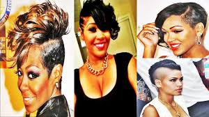 latest short hairstyle collection 2016 2017 for african american