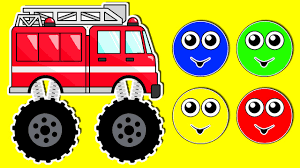 videos monster trucks learn colors with monster trucks monster truck stunt videos for