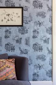 wallpaper creates a one of a kind family home in colorado u2013 design