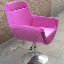 fauteuil demi lune fauteuil cocktail assise demi lune en tissu