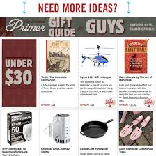 5 unique gifts ideas for primer