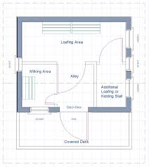 The Goat Shed Part I Curbstone Valley Free Floor Plans For Barns