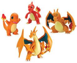 pokemon trainer u0027s choice 4 figure gift pack charmander