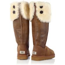 womens ugg bailey boots chestnut uggs polyvore