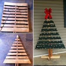 top 20 pallet christmas tree designs to pursue diy projects