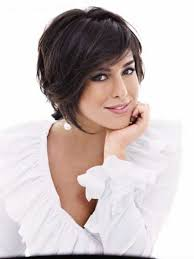 short hairstyles with side swept bangs for women over 50 30 cute short hairstyles short hairstyles 2016 2017 most