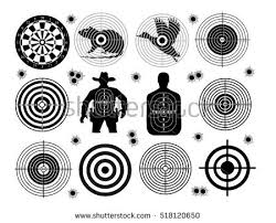 black friday shooting target gun stock images royalty free images u0026 vectors shutterstock