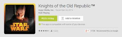 wars knights of the republic android wars knights of the republic comes to android