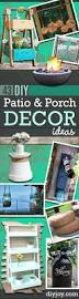 Easy Patio Diy by 43 Diy Patio And Porch Decor Ideas Diy Porch Bench Cushions And