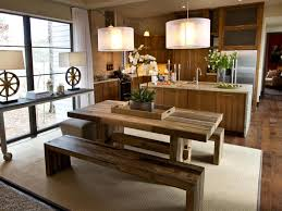 Rustic Dining Room Furniture Sets - kitchen rustic kitchen sets and 5 wonderful rustic modern dining