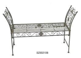 Wrought Iron Bench Seat Outdoor Bench Brackets Outdoor Bench Brackets Suppliers And