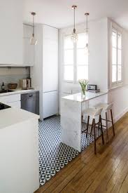 White Kitchen Floor Ideas by Best 25 Parisian Kitchen Ideas On Pinterest Subway Sur