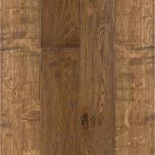 Cottage Oak Laminate Flooring Shop Lm Flooring Oak Hardwood Flooring Sample Cottage At Lowes Com