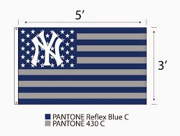Yankee Flags The Greedy Pinstripes May 23 2014
