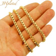 aliexpress buy ethlyn new arrival trendy medusa buy medusa gold chain men and get free shipping on aliexpress