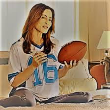 new viagra commercial actress football eric spitznagel strange stories from the face of viagra dana adams