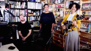 Small Desk Concert Lianne La Havas Charms On Npr S Tiny Desk News Paste