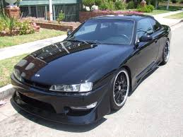 nissan vanette body kit 1997 nissan 240sx information and photos zombiedrive