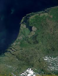 netherlands height map land of the rising water physics