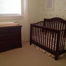 Shermag Convertible Crib Find More Excellent Condition Shermag Solid Wood Convertible Crib