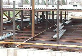 warren forensics metal decking provides for building stability
