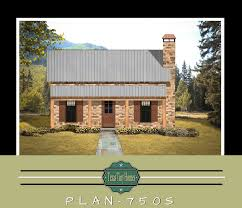 Lake Home Plans Narrow Lot Texas Tiny Homes Plan 750