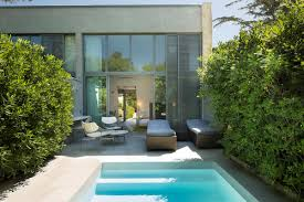 a trend in france and abroad the plunge pool trend is popping up