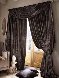 laurence llewelyn bowen curtain call velvet effect pleated