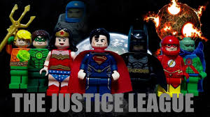 lego movie justice league vs lego justice league gods among men trailer youtube