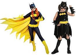 Batgirl Halloween Costume 10 Mother Daughter Halloween Costumes