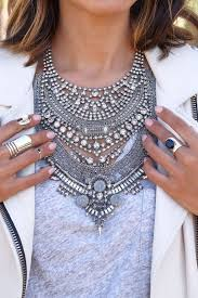 fashion necklace jewellery images Style guide for chunky necklaces jpg
