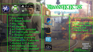wts hankk u0027s gta 5 recovery service mpgh multiplayer game