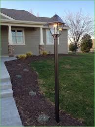 lighting lowes driveway post lights solar driveway post lights