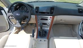 subaru legacy black interior 2006 subaru outback review and road test by autosupermart and