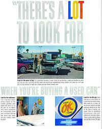 car buying guide ok used cars chevrolet u0027s own used car division ok hemmings