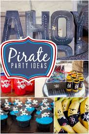 pirate birthday party a swashbucklin pirate party spaceships and laser beams