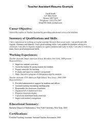 career objective in resume teachers resume sample objectives free resume example and sample career objective teacher assistant resume sample include sample career objective teacher assistant resume sample include