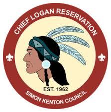 chief logan reservation boy scout summer camp simon kenton