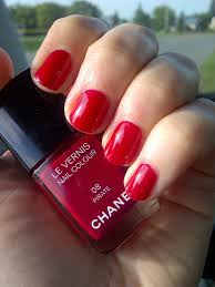red jellyiscousness u2013 chanel le vernis pirate 08 nail polish mom