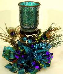 peacock centerpieces the 25 best peacock wedding centerpieces ideas on