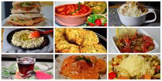 recette cuisine marocaine facile 20 recettes marocaines faciles pour étudiants