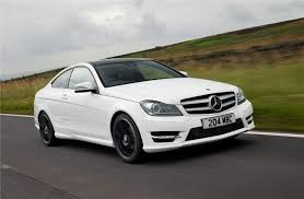 mercedes coupe c class mercedes c class coupe 2011 car review honest